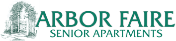 Arbor Faire Senior Apartments logo