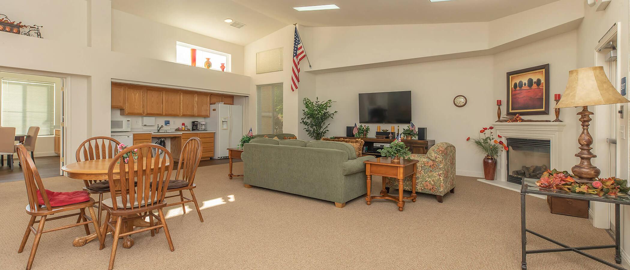 Arbor Faire Senior Apartments Apartment Homes In Fresno Ca